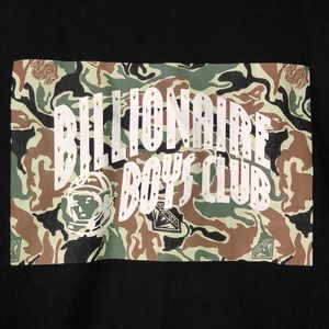 EUC Billionaire Boys Club BBC shirt size M